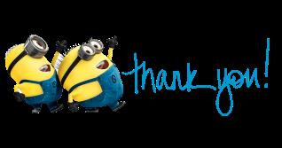 Thank You  Minions
